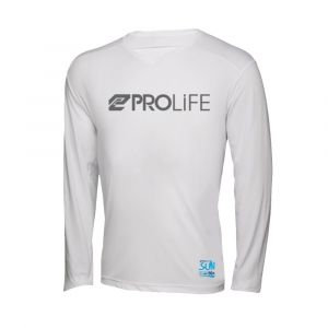 Camiseta UV 50+ Branca Sun Protect